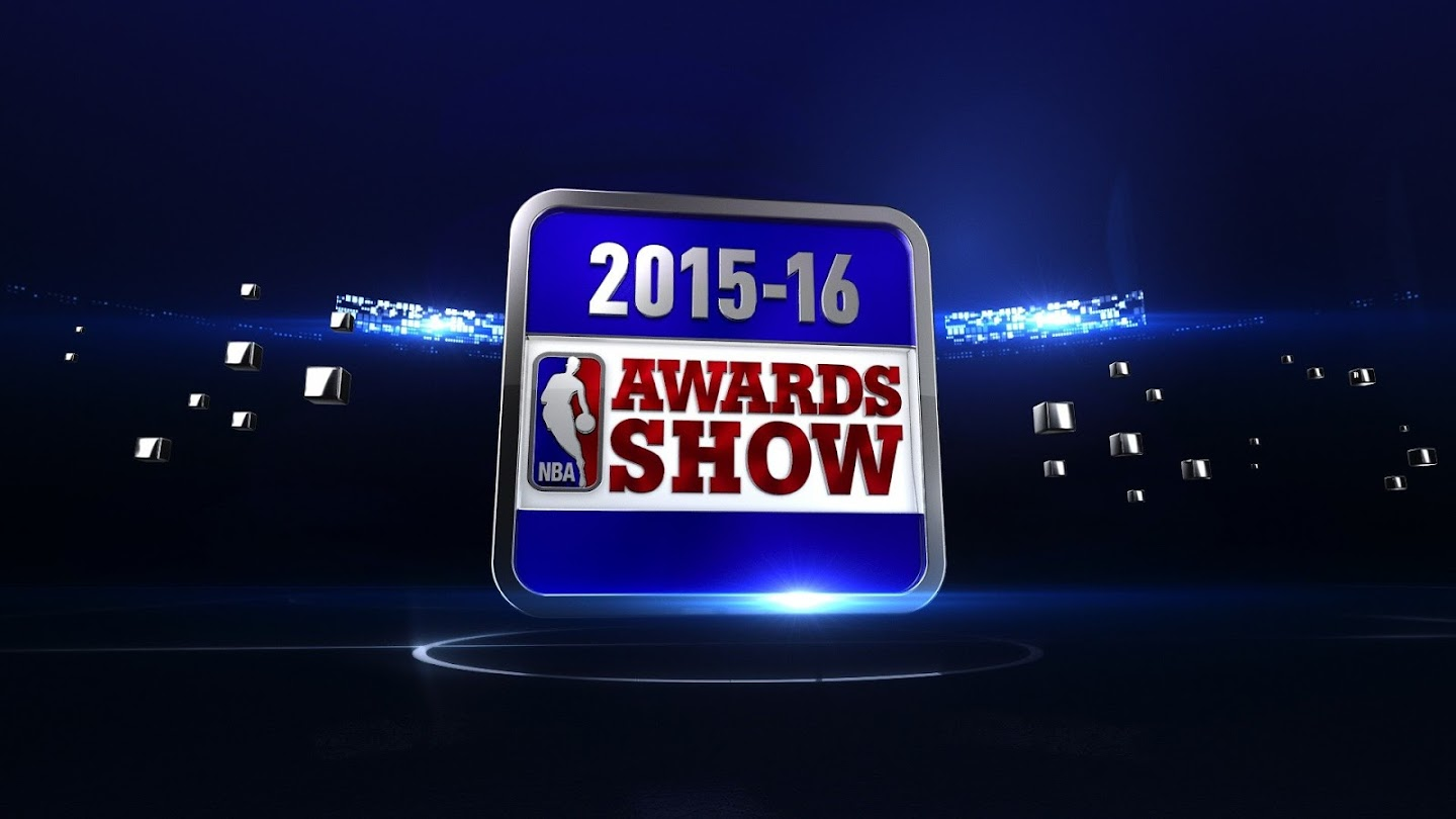 Watch 2015-16 NBA Awards Show live