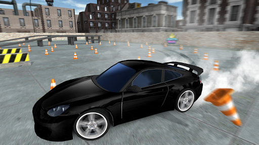 PARKING JEU APK MOD screenshots 1