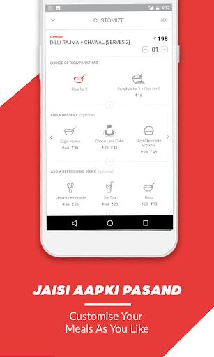 BOX8 - Order Food Online | Food Delivery App  screenshots 6
