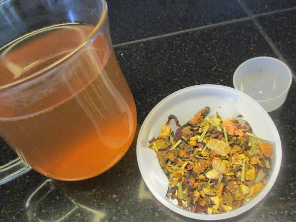 Herbal Tea For A Healthy Me