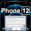 Phone 12 Pro Keyboard Background icon