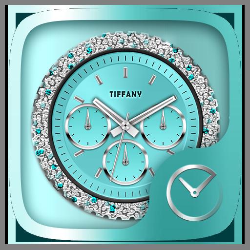 Tiffany GO Clock Theme