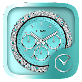 Tiffany GO Clock Theme