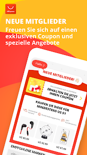 AliExpress - cleverer shoppen, besser Leben Screenshot