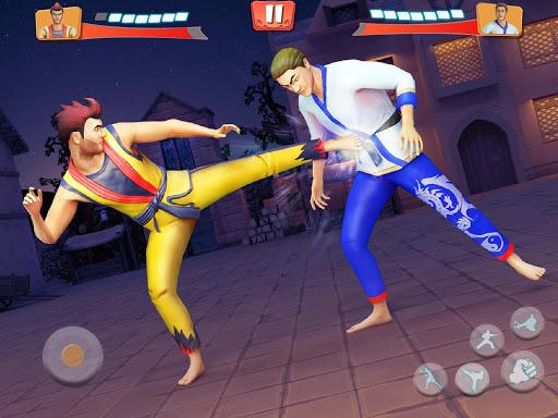 Tag Team Karate Fighting Tiger: World Kung Fu King screenshots 7