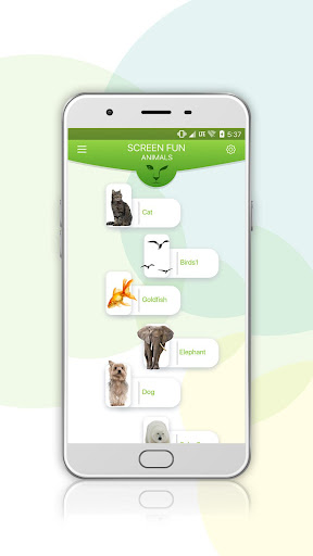 Screen Fun Animals 1.0.9 screenshots 4