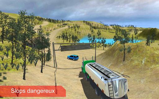 pétrole cargo camion au volant APK MOD (Astuce) screenshots 5