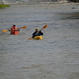 kayak by Александър Бл - Sports & Fitness Watersports