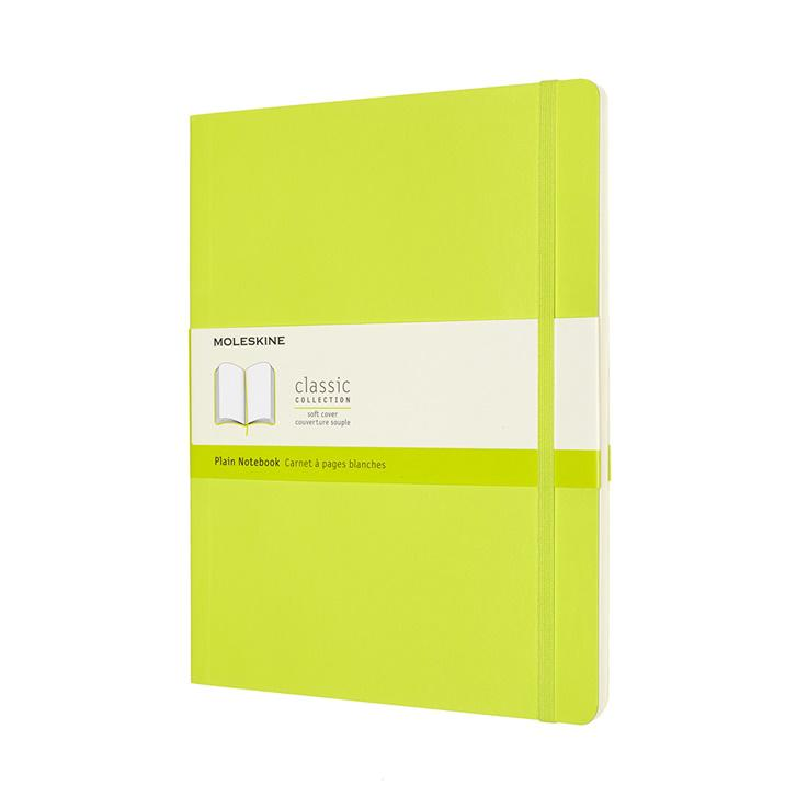 Classic Soft Cover XL Lemon Green