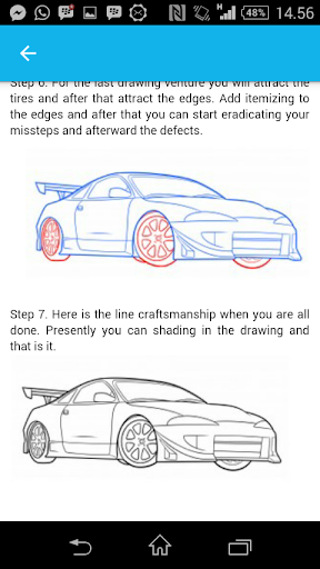 免費下載漫畫APP|Draw sport cars app開箱文|APP開箱王