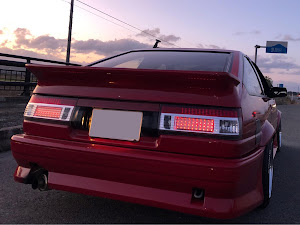 スプリンタートレノ AE86 最終型GTVのカスタム事例画像 はちのりさんの2020年01月01日07:41の投稿