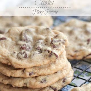 Soft Chocolate Chip Cookies Without Shortening Recipes.