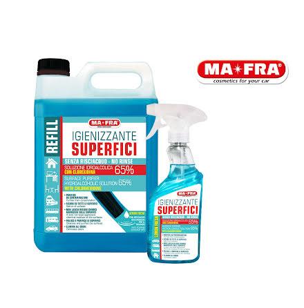 Desinfektion Mafra SuperFici