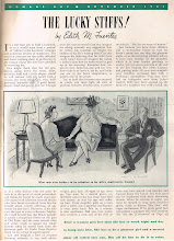 Photo: A little article about husbands and wives. I'll be darned, New England Miniatures has that sofa, chair, and the round table too! http://www.newenglandminiatures.com/living-rooms.html