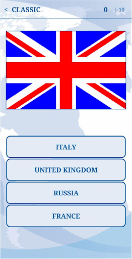 The Flags of the World u2013 Nations Geo Flags Quiz 5.0 screenshots 3