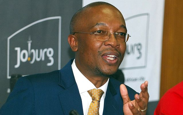 Parks tau gives scathing account of joburg mayors job so far former johannesburg mayor parks tau picture business day thecheapjerseys Choice Image