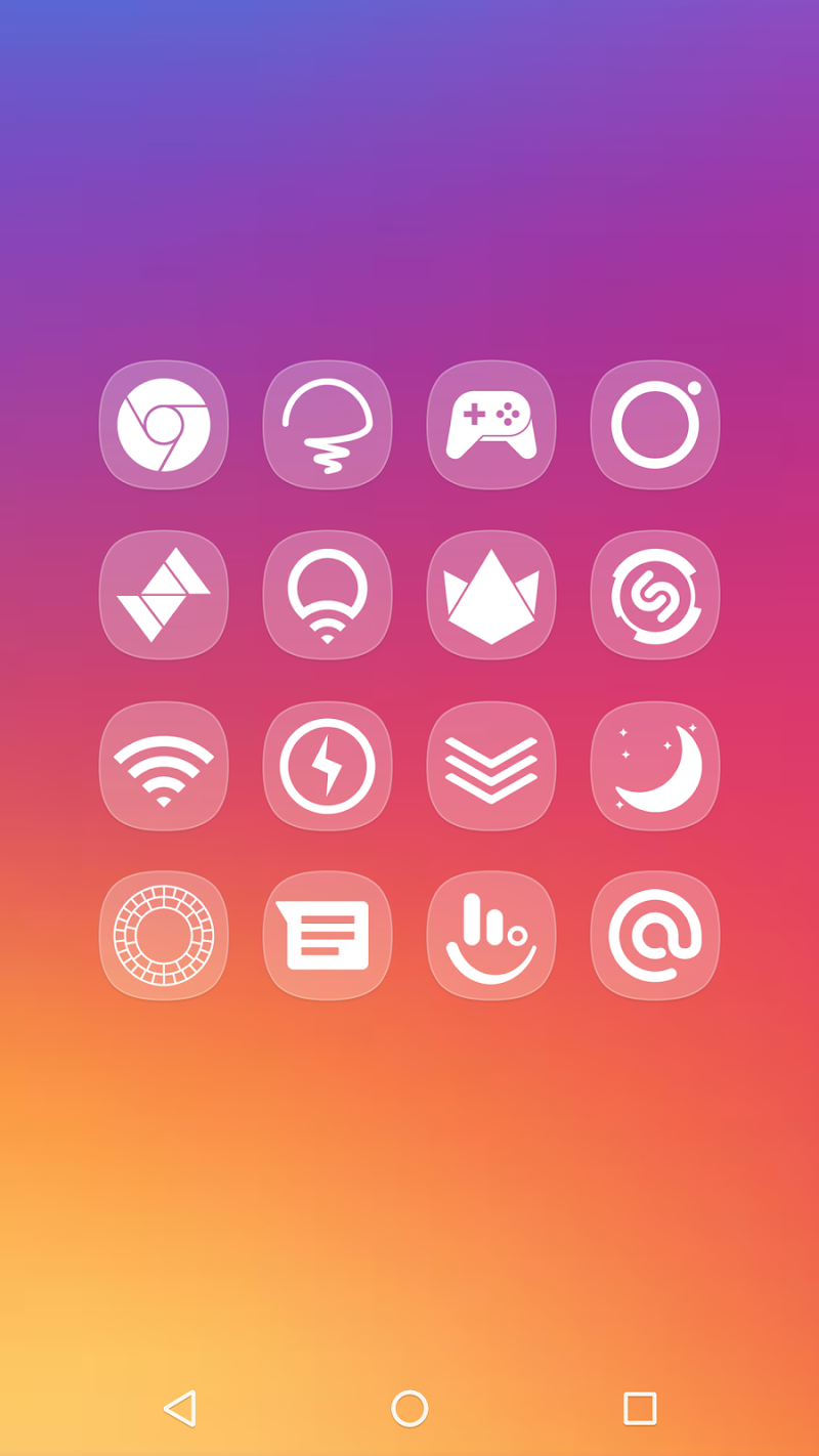 Emptos - Icon Pack Screenshot 5