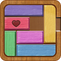 I Love ♥ Unblock Puzzle icon