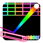 Brick Breaker: Neon Challenge icon