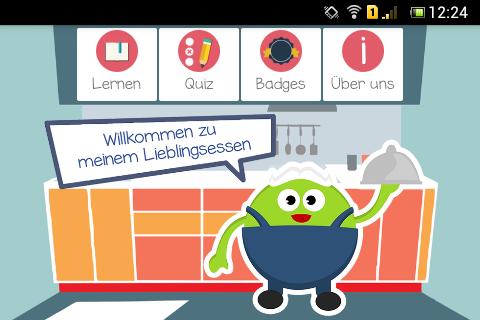 German A1 Mein Lieblingsessen