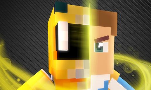 Mod Power Warriors for MCPE - náhled