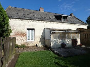 maison à Rethonvillers (80)