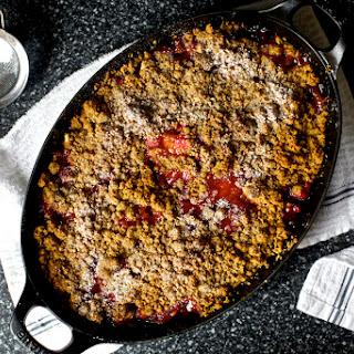 Pear Crumble Dessert Recipes