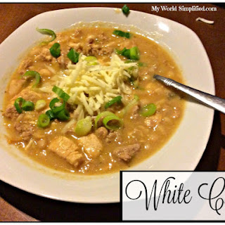 One Pot White Chili