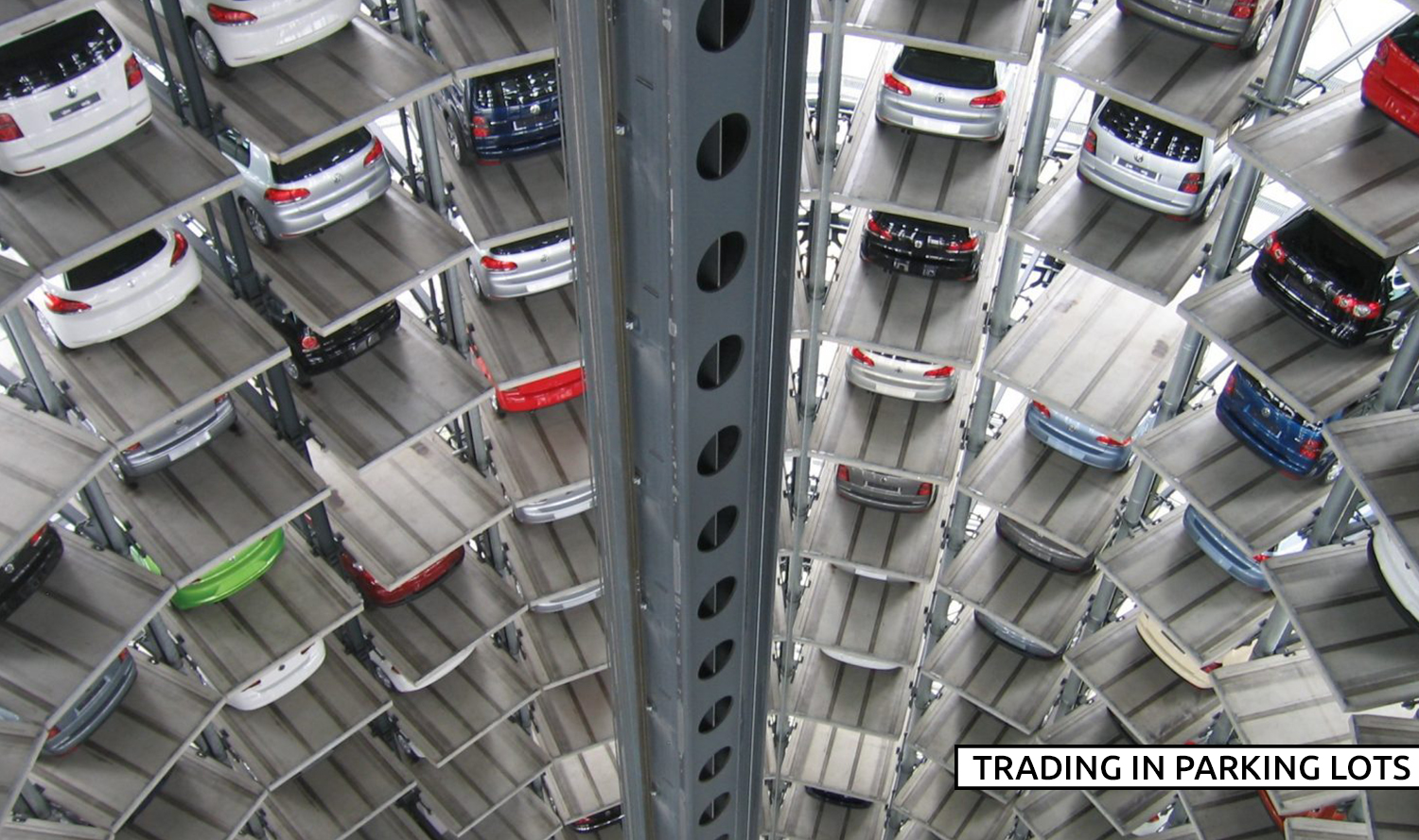 trading in parking lots