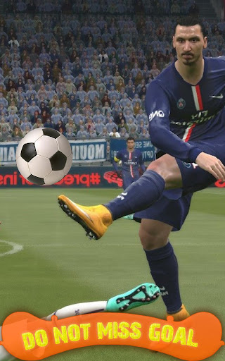 real football revolution soccer: free kicks game 1.0.6 screenshots 1