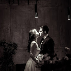 Wedding photographer Anna Lisovaya (AnchutosFox). Photo of 25.11.2017