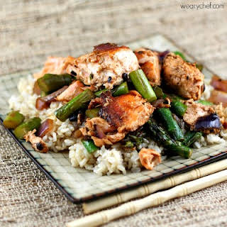 Salmon Rice And Beans Recipes.