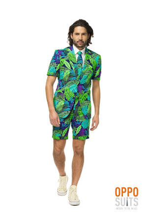 Opposuits, juicy jungle