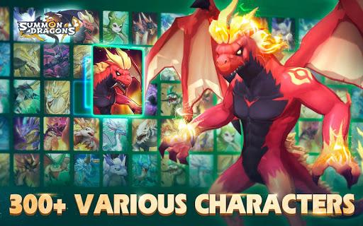 Summon Dragons modavailable screenshots 12