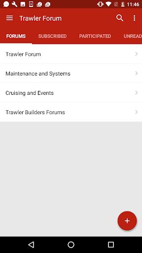 Trawler Forums screenshots 1