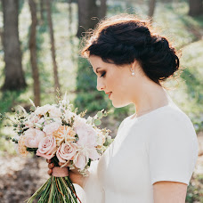 Wedding photographer Oksana Solopova (OxiSolopova). Photo of 25.04.2018