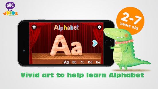 ABC Animal Alphabet for kids- screenshot thumbnail