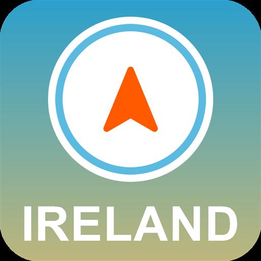 愛爾蘭 離線GPS 旅遊 App LOGO-APP試玩