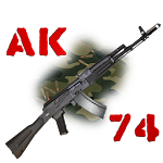 AK-74 stripping Icon