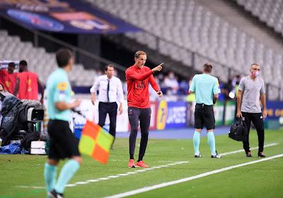 Après Mbappé, Kurzawa, Kehrer et Verratti, c'est... Thomas Tuchel qui s'est blessé du côté du PSG !