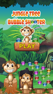 Jungle Tree Bubble Shooter- screenshot thumbnail