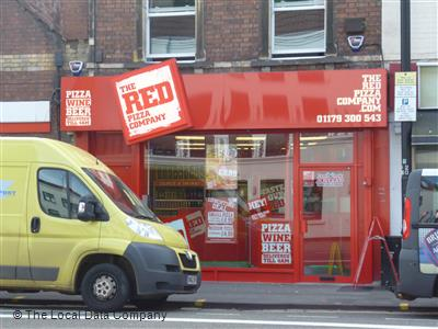 The Red Pizza Company On Hotwell Road Pizza Takeaway In