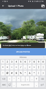 Aerial Camping — Discover Campgrounds from the Sky- screenshot thumbnail