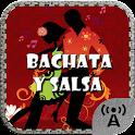 Musica Bachata y Salsa Radio icon