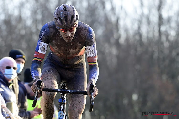 Geen financieel akkoord en dus start Toon Aerts niet in Zilvermeercross van Mol