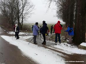 Photo: Wanderung am 1. März. Von Hinterzarten nach Titisee.