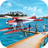 Sea Plane Flight Sim : Island Tourist Transporter