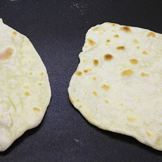 Homemade Tortillas.