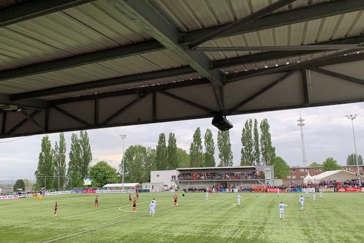 Officiel : Un joueur du FC Liège rejoint l'Olympic Charleroi Farciennes