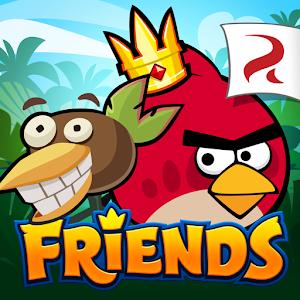 Angry Birds Friends Icon do Jogo
